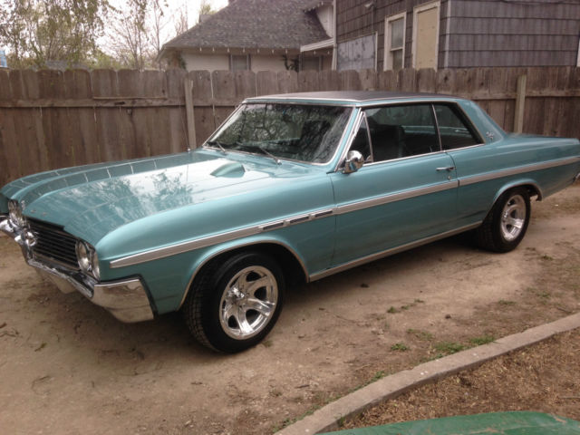Seller Of Classic Cars 1964 Buick Skylark Teal Black
