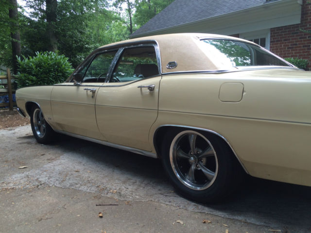 Seller Of Classic Cars 1970 Ford Galaxie Yellow Gold