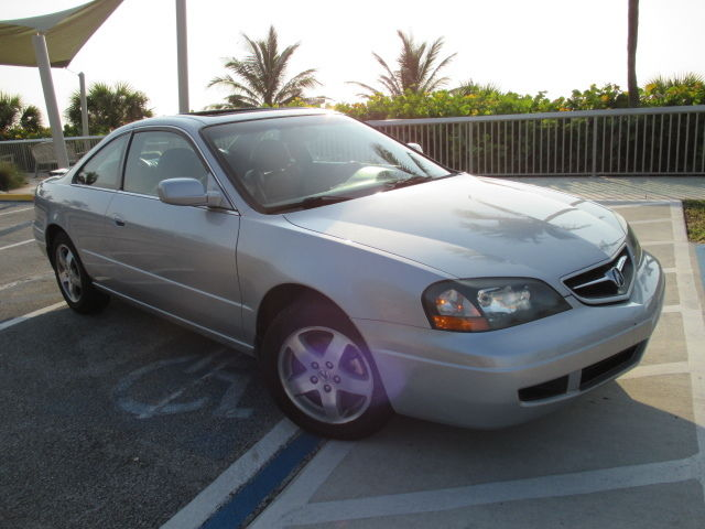 2003 Acura CL (Silver/Black)