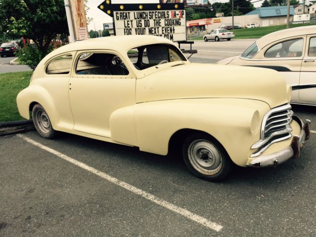 1948 Chevrolet Fleetline Aero