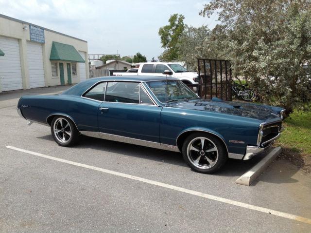 Seller Of Classic Cars 1967 Pontiac Gto Mariner