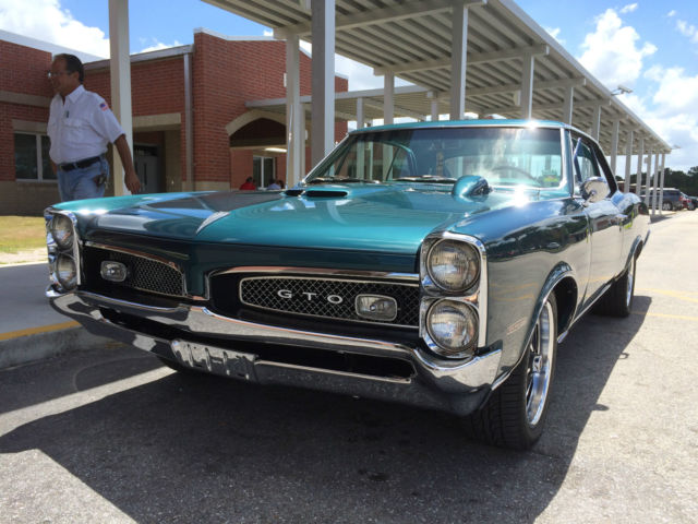 Seller Of Classic Cars 1967 Pontiac Gto Mariner