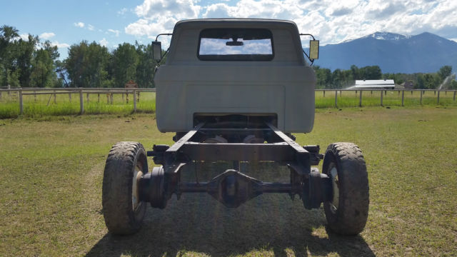 Seller Of Classic Cars 1967 Dodge Power Wagon Gray
