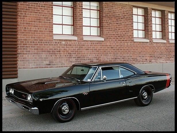 2014 Dodge Charger Rt For Sale >> Seller of Classic Cars - 1968 Dodge Coronet (Triple Black/Black)