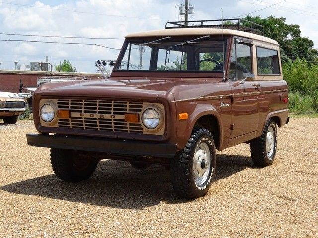 seller of classic cars 1970 ford bronco brown tan rh classiccarsseller com