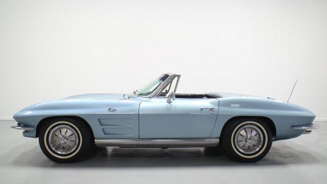 Acura Of Dayton >> Seller of Classic Cars - 1964 Chevrolet Corvette (Silver ...