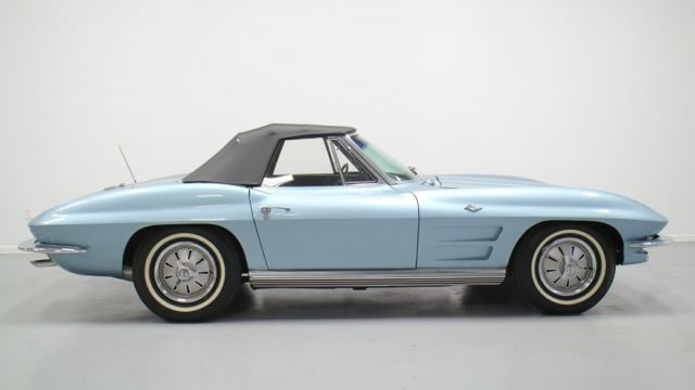 Acura Of Dayton >> Seller of Classic Cars - 1964 Chevrolet Corvette (Silver Blue Code 912/Daytona Blue code 490BB)