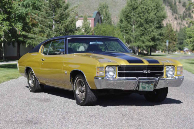 Seller Of Classic Cars 1971 Chevrolet Chevelle Placer