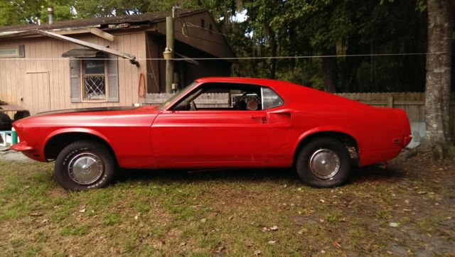 Seller Of Classic Cars 1969 Ford Mustang Silver Jade