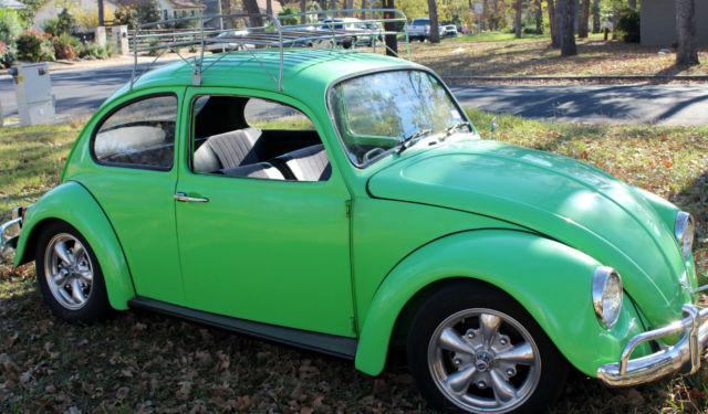 Seller Of Classic Cars 1966 Volkswagen Beetle Classic