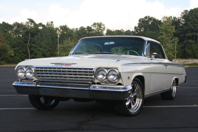 Seller Of Classic Cars 1962 Chevrolet Impala Ermine