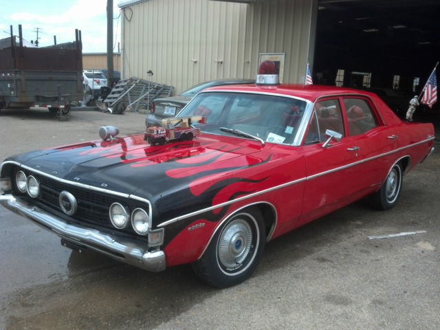 Seller Of Classic Cars 1968 Ford Fairlane