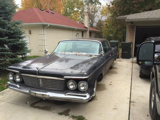 1963 Chrysler Imperial (Black/Blue)