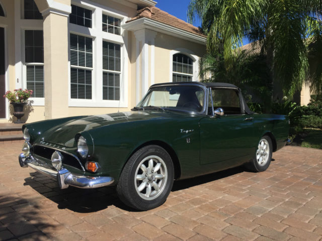 1966 Sunbeam Sunbeam Tiger (Green/Black)
