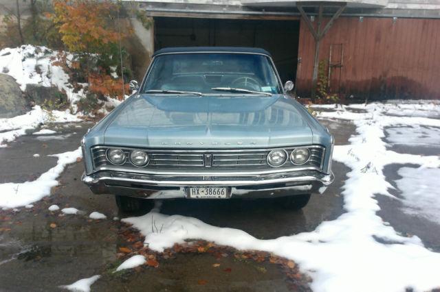 Seller of Classic Cars - 1966 Chrysler Newport (Light Blue ...