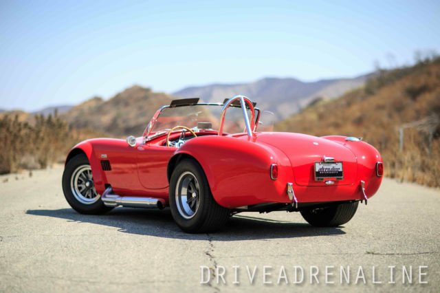 Seller of Classic Cars - 1965 Shelby Cobra CSX 6028 (Red ...