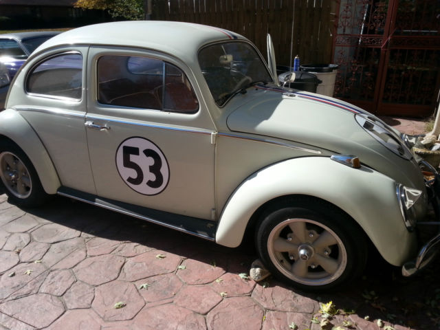 Seller Of Classic Cars 1964 Volkswagen Beetle Classic White Red