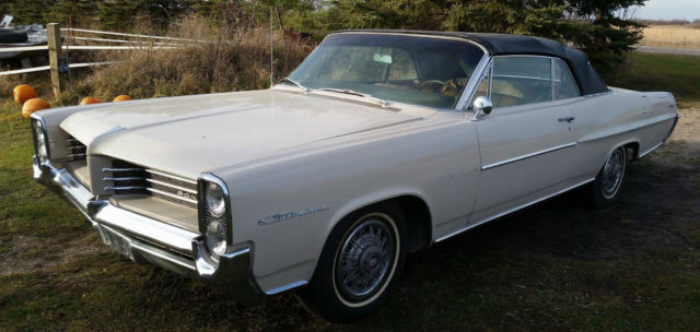 1964 Pontiac Catalina (White/Multi)