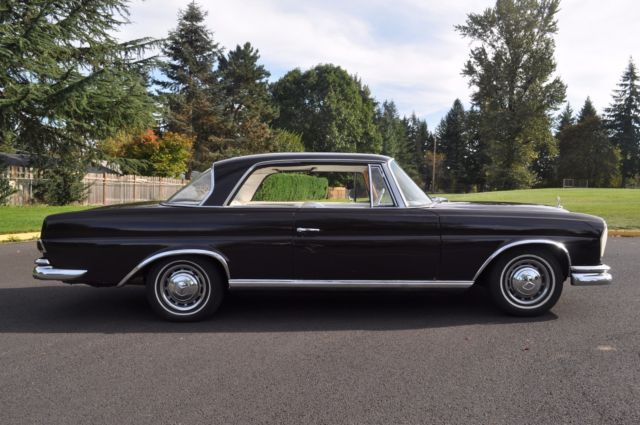 Seller of classic cars 1964 mercedes benz 200 series for Mercedes benz private sellers