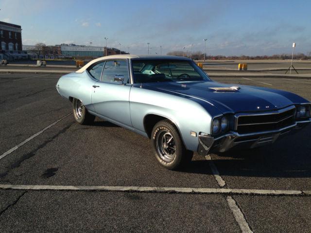 Nada Classic Car Values >> Seller of Classic Cars - 1969 Buick Skylark (Blue/Blue)