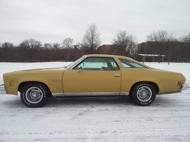 1973 chevelle convertible