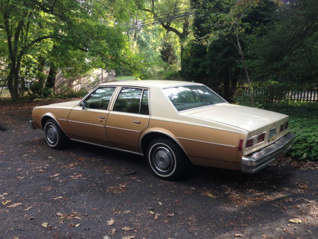 Seller Of Classic Cars 1978 Chevrolet Impala Gold Tan Camel
