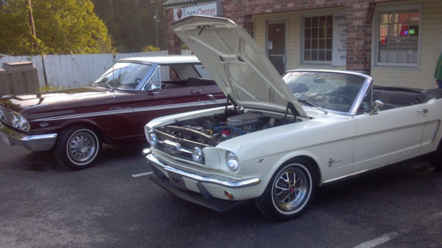 Seller Of Classic Cars 1965 Ford Mustang Wimbledon