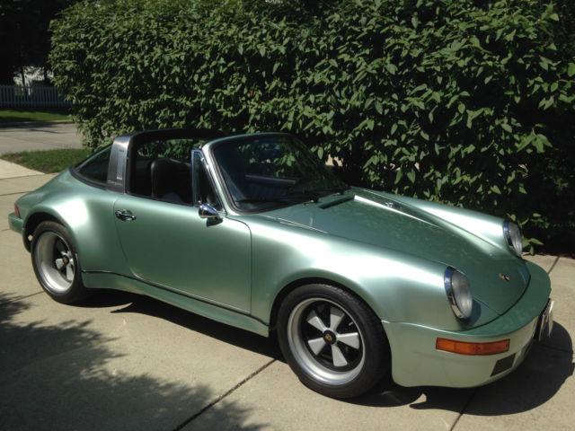 Seller Of Classic Cars 1975 Porsche 911 Ice Metallic