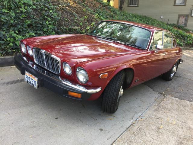 1977 jaguar xj6 for sale