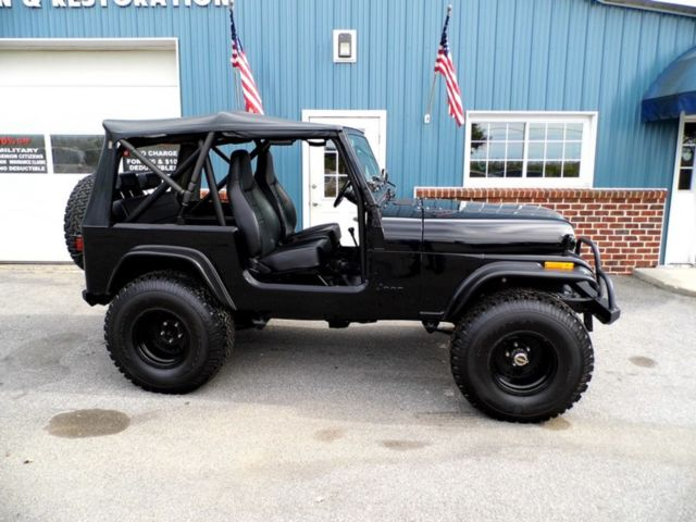 Por15 Where To Buy >> Seller of Classic Cars - 1979 Jeep CJ (Black/Black)