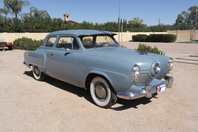1951 Studebaker Champion (Blue/Gray)
