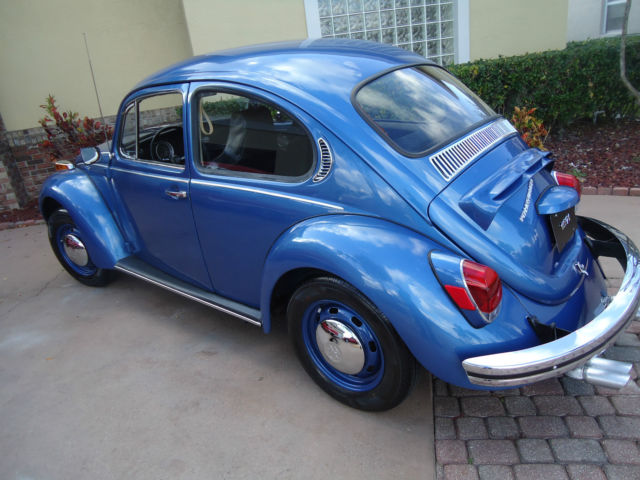 Seller Of Classic Cars 1971 Volkswagen Beetle Classic