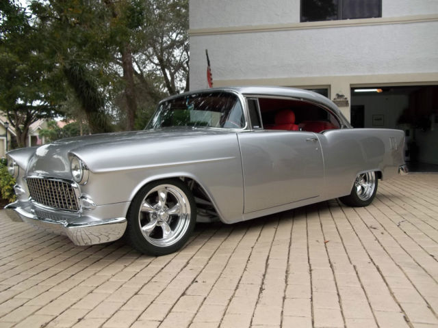 Chevy Build And Price >> Seller of Classic Cars - 1955 Chevrolet Bel Air/150/210 ...