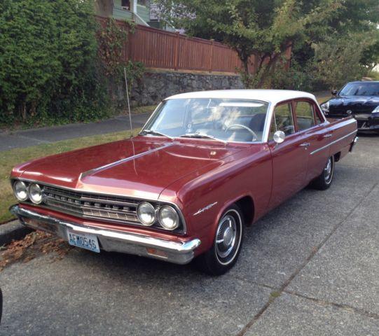 1963 Oldsmobile Cutlass (Red W