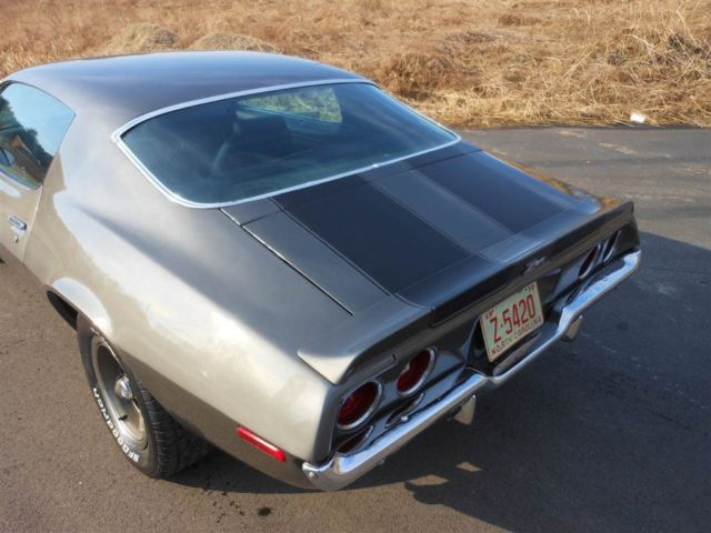 Seller Of Classic Cars 1970 Chevrolet Camaro Grey Black