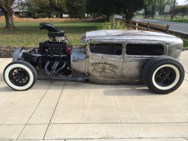 Seller Of Classic Cars 1929 Ford Model A Steel Clear