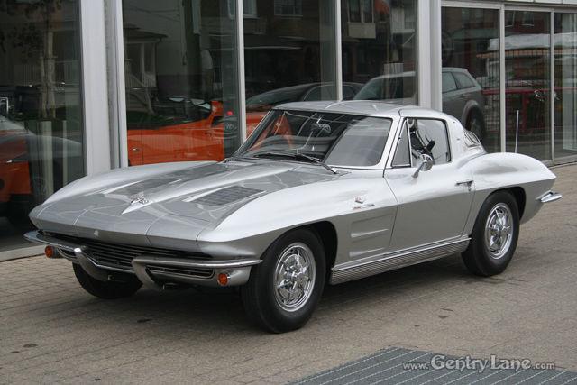 Seller Of Classic Cars 1963 Chevrolet Corvette Sebring