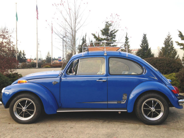 Seller Of Classic Cars 1972 Volkswagen Beetle Classic