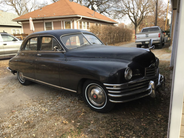 1948 Packard 2211 (dark charcoal/Tan)