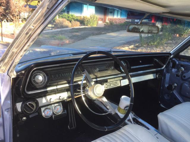 Seller of Classic Cars - 1965 Chevrolet Impala (Powder ...