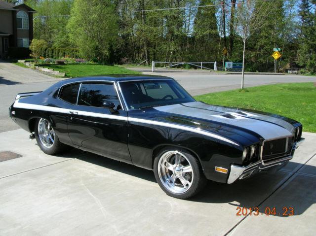 Seller Of Classic Cars 1970 Buick Skylark Black Black