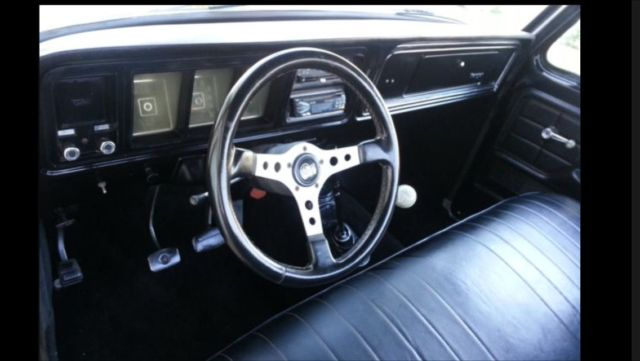 Seller Of Classic Cars 1974 Ford F 100 Black Black