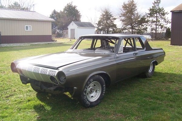 1963 Dodge Polara (Gray/Gray)