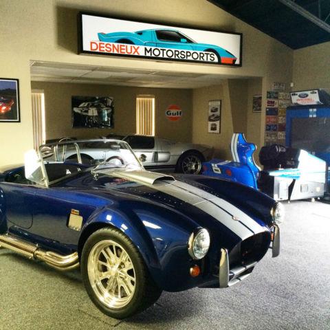 Seller of Classic Cars - 1965 Shelby Cobra / Backdraft AC