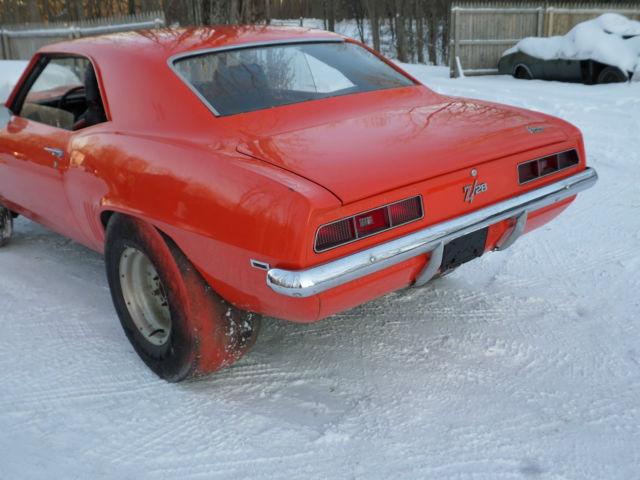 Seller Of Classic Cars 1969 Chevrolet Camaro Hugger