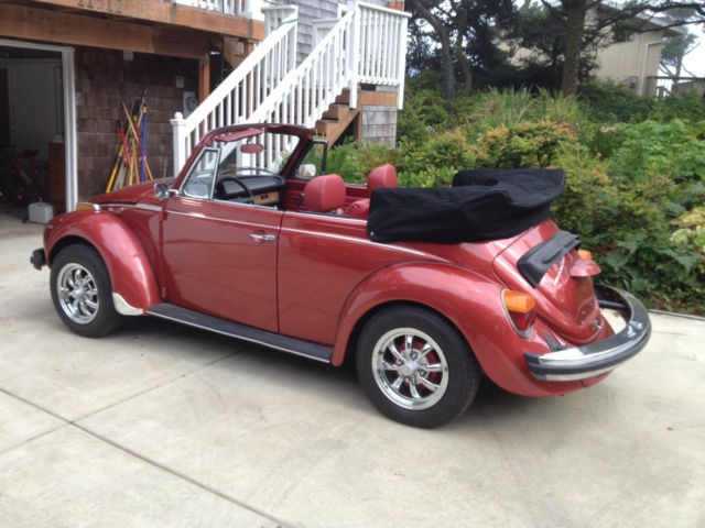 Seller Of Classic Cars 1979 Volkswagen Beetle Classic