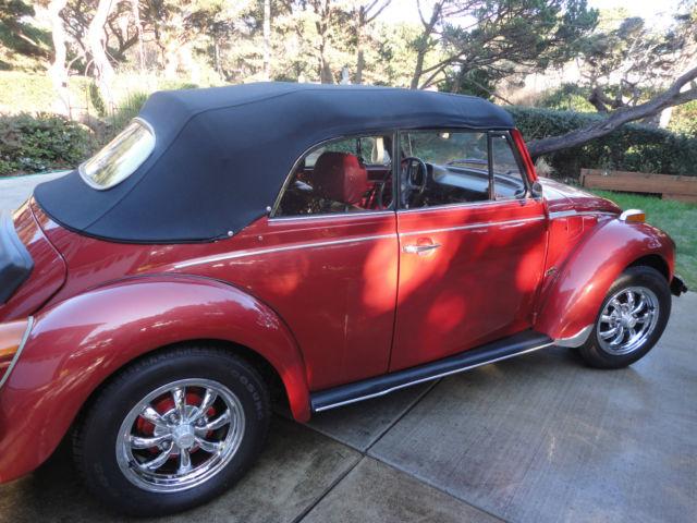 Seller Of Classic Cars 1979 Volkswagen Beetle Classic