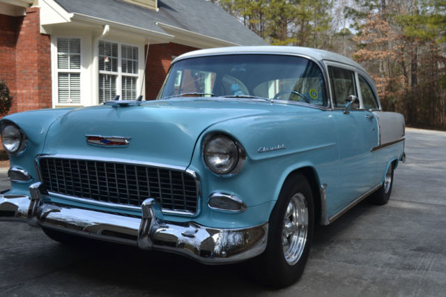 Seller of Classic Cars - 1955 Chevrolet Bel Air/150/210