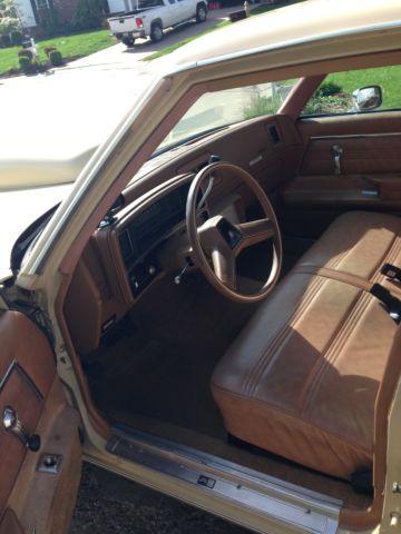 Jim Price Chevrolet >> Seller of Classic Cars - 1979 Chevrolet Malibu (Tan/Tan)