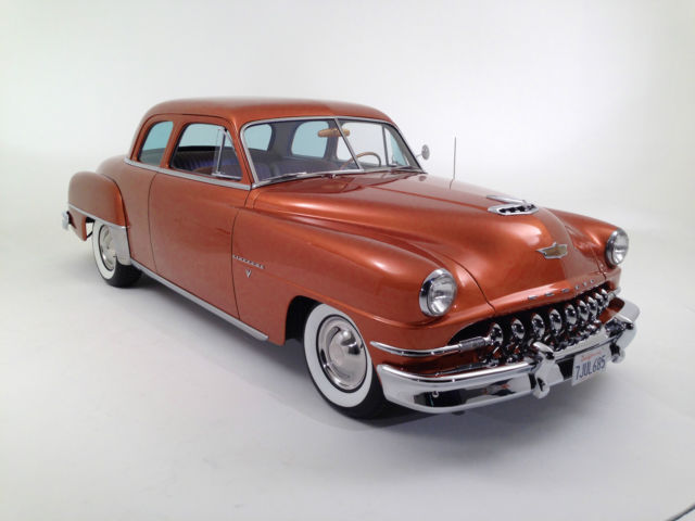 Seller Of Classic Cars 1952 Desoto Firedome 8 Burnt